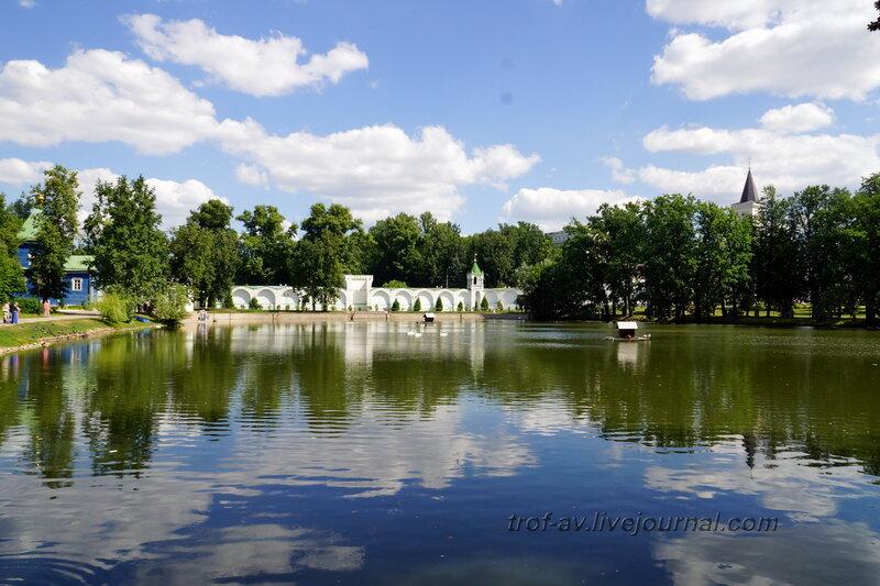 Николо-Угрешский монастырь, Дзержинский