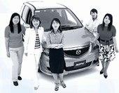 Mazda MPV Sports F