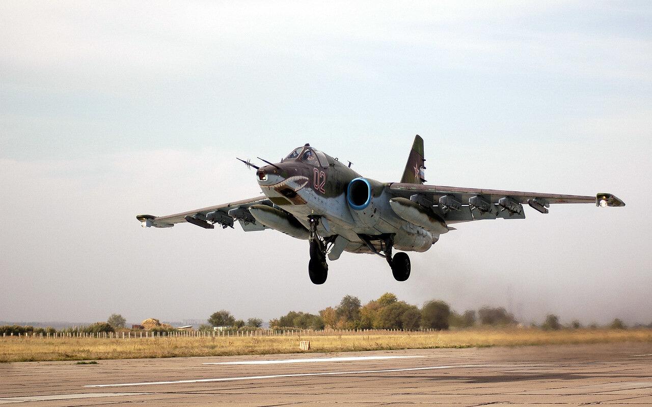 Су-25 Грач