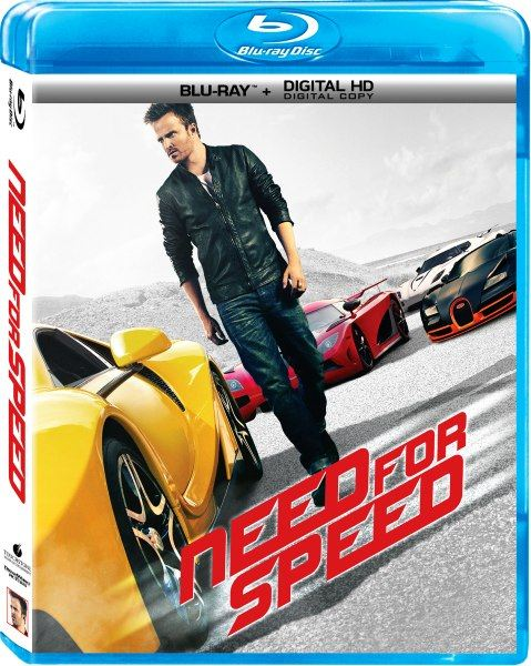 Need for Speed: Жажда скорости / Need for Speed (2014) BD-Remux + BDRip 1080p [2D,3D] + 720p + HDRip