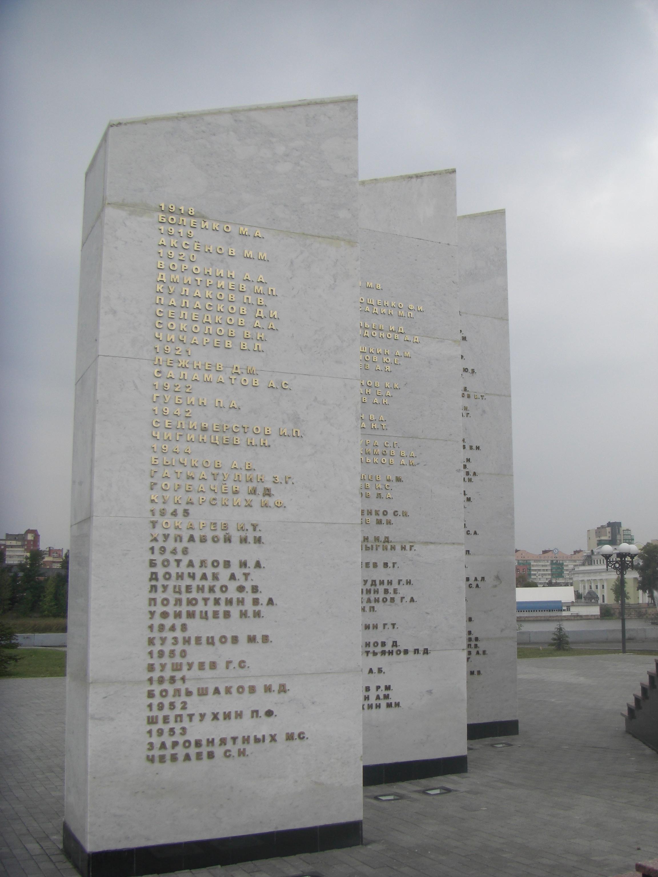 Как это не парадоксально, но в тяжёлые годы революции, гражданской войны и послевоенного разгула бандитизма в Челябинске погибло менее двух десятков милиционеров (26.05.2015)
