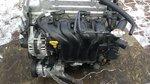 Двигатель HYUNDAI G4FD 1.6 л, 135 л/с