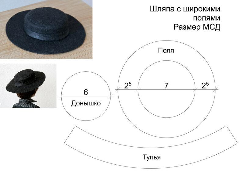 Как сделать джентельменскую шляпу своими руками 5