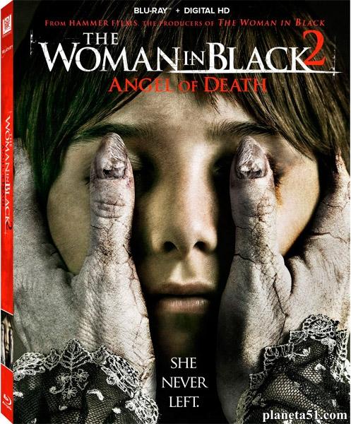 Женщина в черном 2: Ангел смерти / The Woman in Black 2: Angel of Death (2014/BDRip/HDRip)