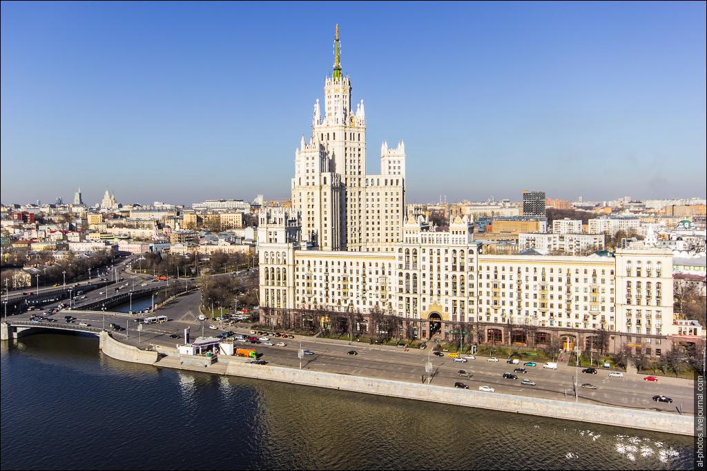 фото квартиры московской высотки любая влага таких