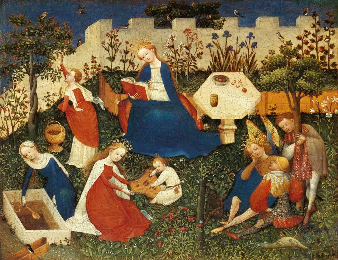Эро средневековье живопись 5 фотография