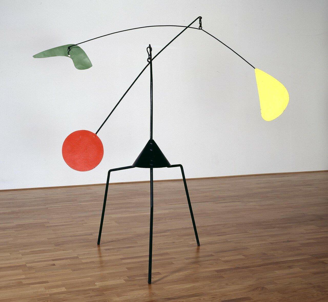 Александр Колдер - Все интересное в искусстве и не только.