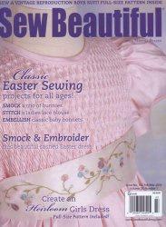 Журнал Sew Beautiful - February/March 2014