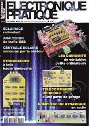 Журнал Electronique Pratique №375