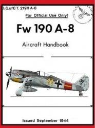 Книга Fw 190 A-8 Aircraft handbook. Part 0