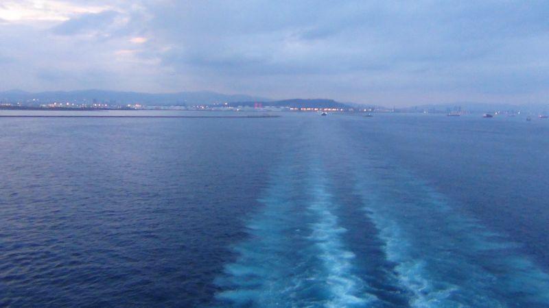 Оазис морей - и роскошь и средство передвижения. Круиз Барселона - Роттердам (часть 1-я)