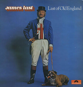James Last - Last Of Old England (1971) [Polydor, 2371 164]