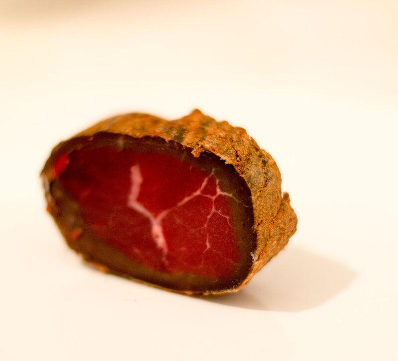 рецепт вяленой говядины