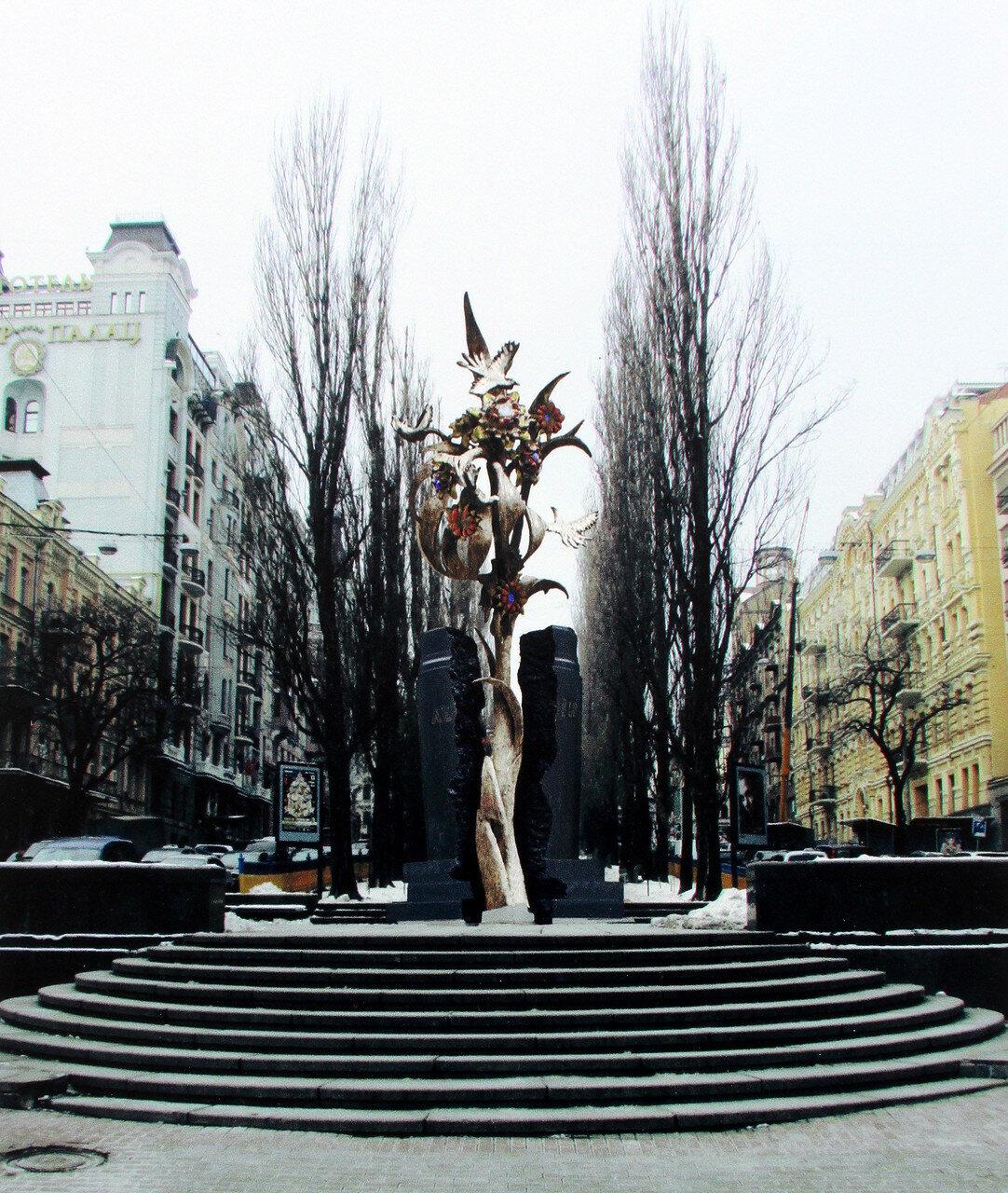 План изменений бульвара Шевченко