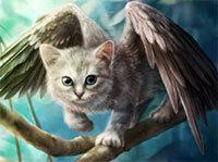Фанфик Крылатая кошка №1 +Арты Пони и Винкс