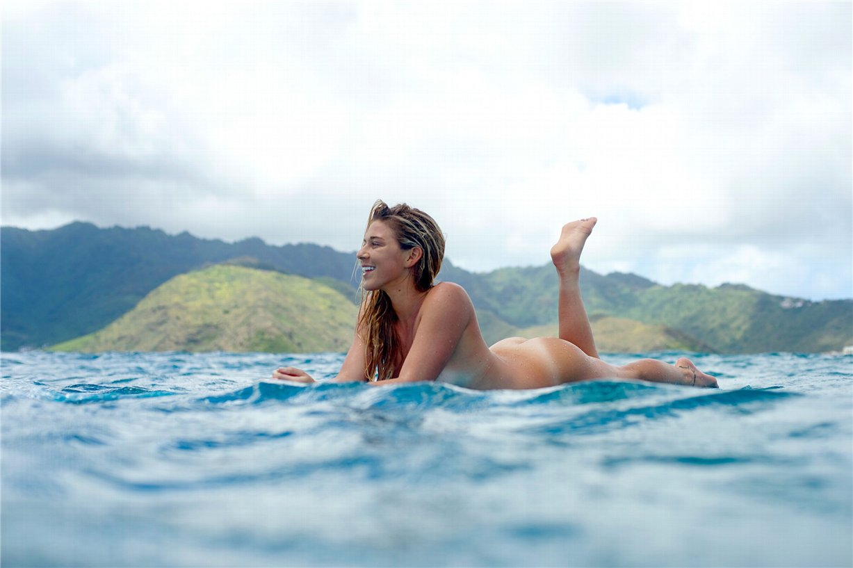 ESPN Magazine Body Issue 2014 - Coco Ho / Коко Хо