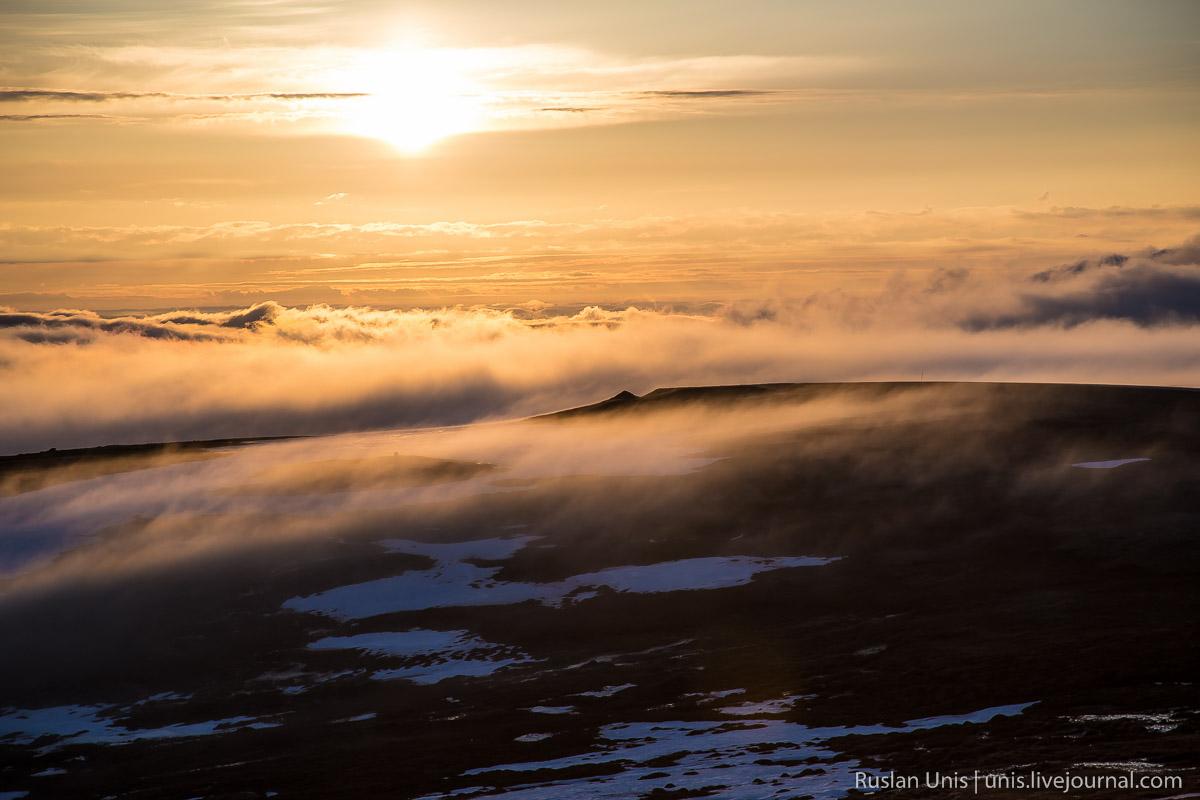 Путешествие по Норвегии на машине
