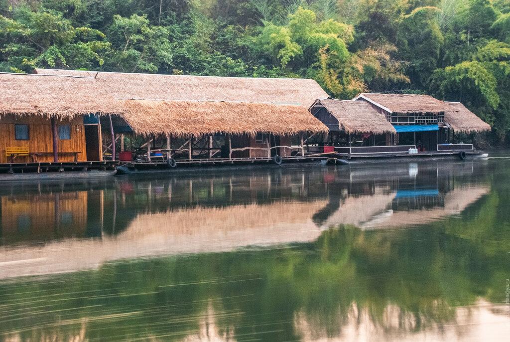 Тайланд. Поездка на реку Квэй– часть3