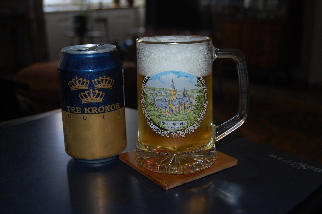 """Пиво """"Три короны"""" - эта вам не Псаки"""