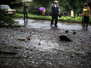 Валерий Болотов: Украинские войска отступили