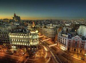 Трансфер из аэропорта Мадрида