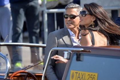 Местом свадьбы Джорджа Клуни стала Венеция