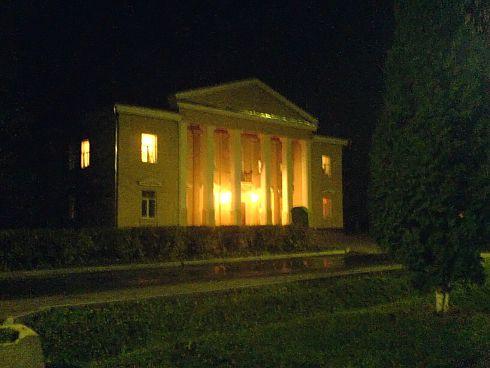 Клуб в Часцах (еще целый)