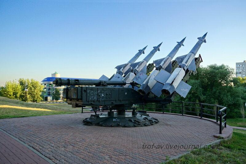 где работает ракетный щит