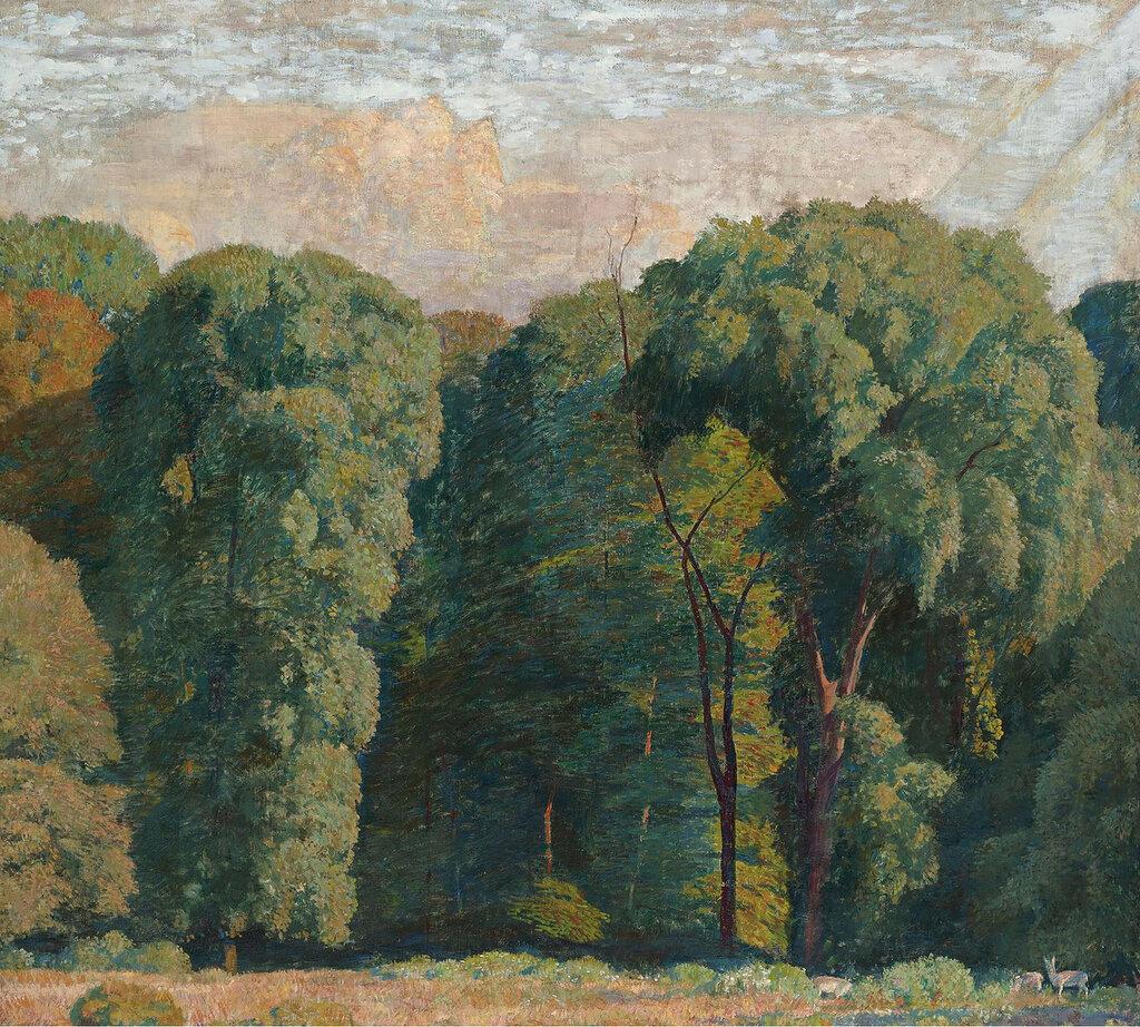 Daniel Garber - Forest Entrance, 1929.jpeg