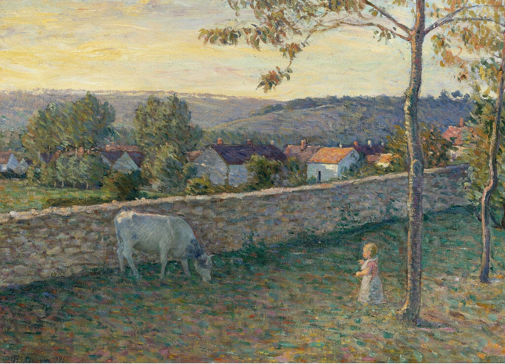 Henri Lebasque - A Child at the Lawn at Pierrefonds, 1896.jpeg