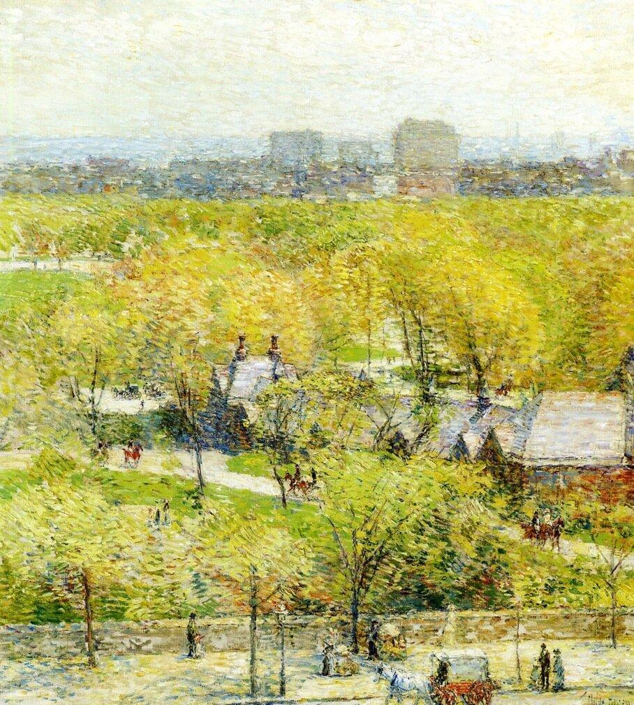 Across the Park, 1904.jpeg