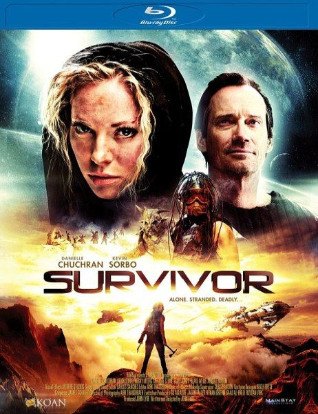���������� � ����� / Survivor (2014) BDRip 720p + HDRip
