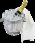 Шампанское,фужеры,напитки.