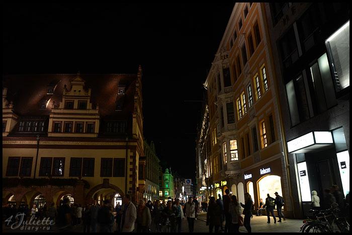 Leipzig 9 Oct.2014