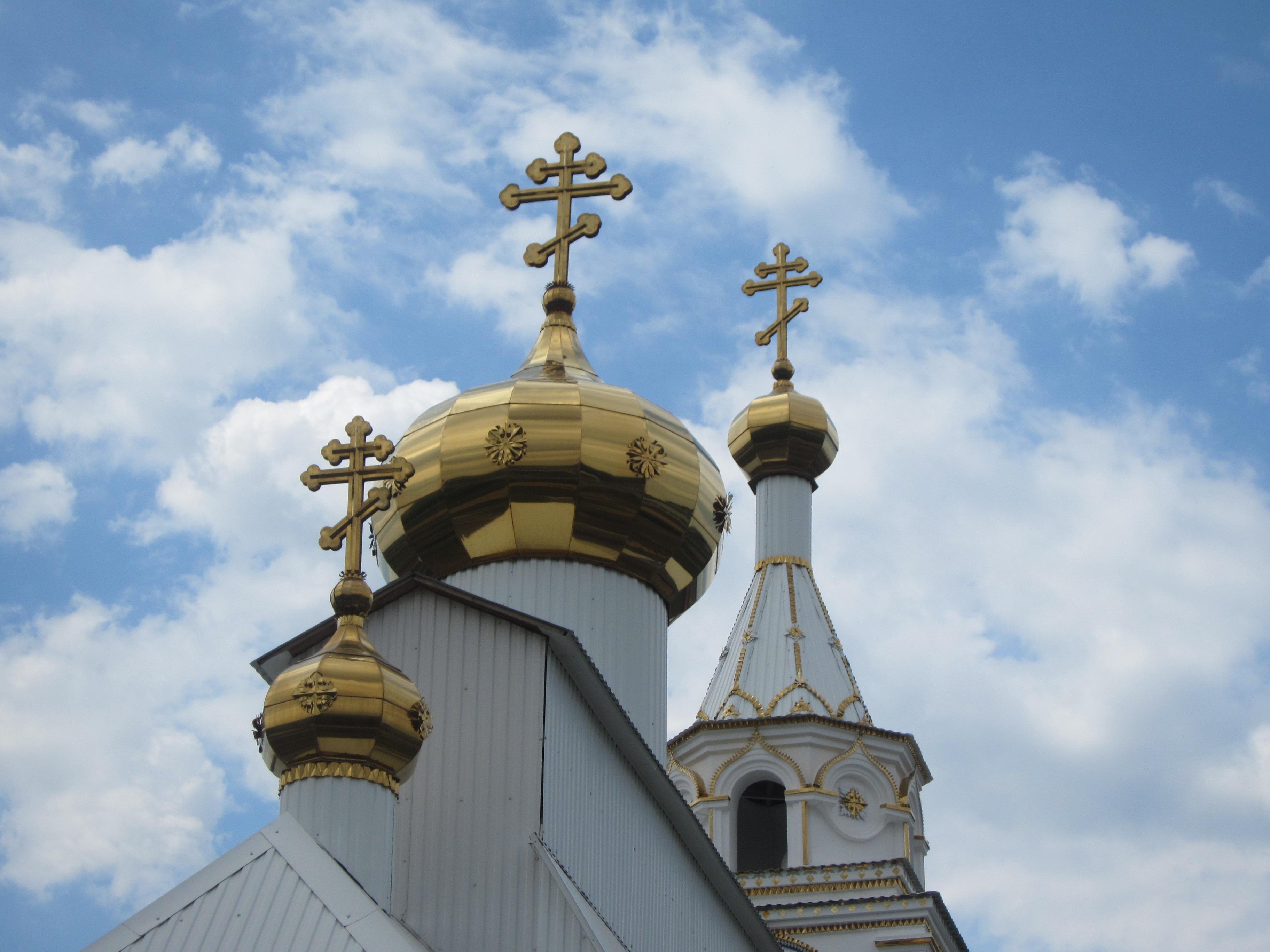 Нарядные купола (09.07.2014)