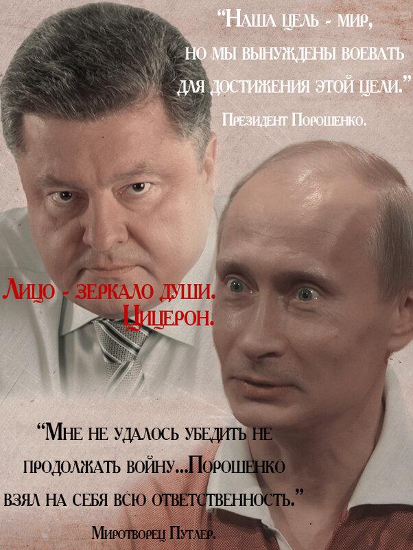 Главы Минобороны и Нацгвардии доложили Порошенко об освобождении Николаевки - Цензор.НЕТ 97