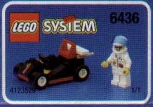 Легковая техника из Лего