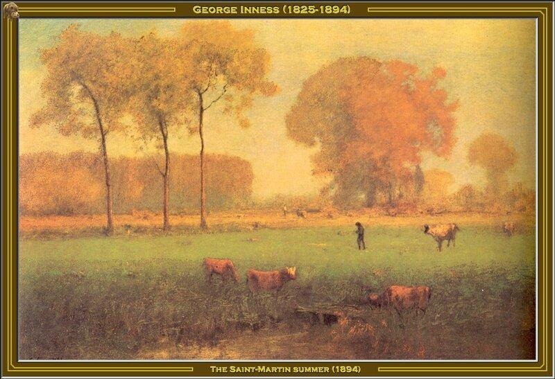 The Saint-Martin Summer (1894)