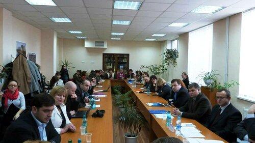 Информационный день в КГУ. 20 декабря 2013 год