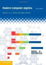 Книга Modern Computer Algebra