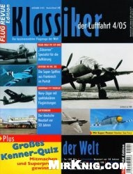 Журнал Klassiker der Luftfahrt 2005-04