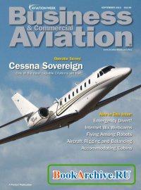 Аудиокнига Business & Commercial Aviation №9 (сентябрь) 2013