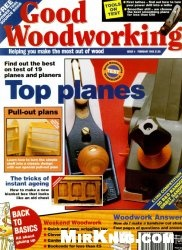 Журнал Good Woodworking Issue 4
