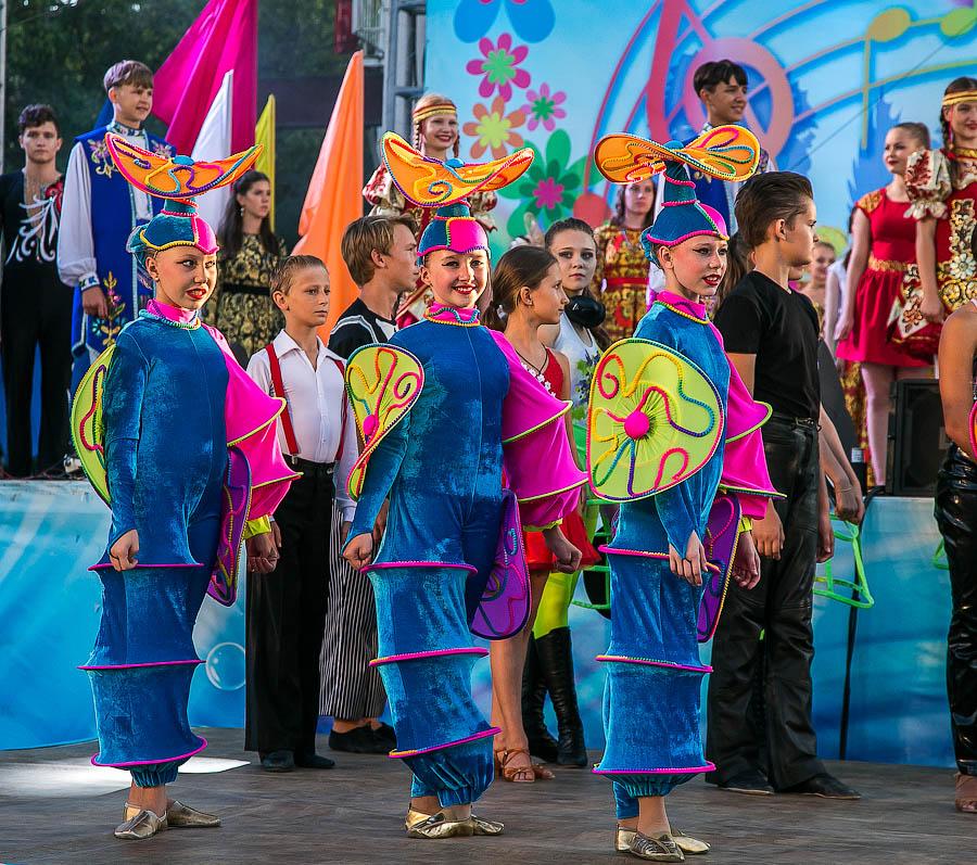Фестиваль России и Белорусии 2014
