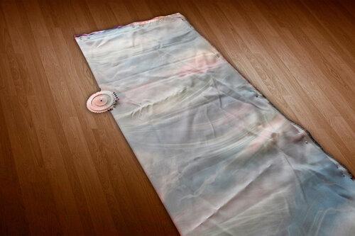 Как сшить блузку-тунику
