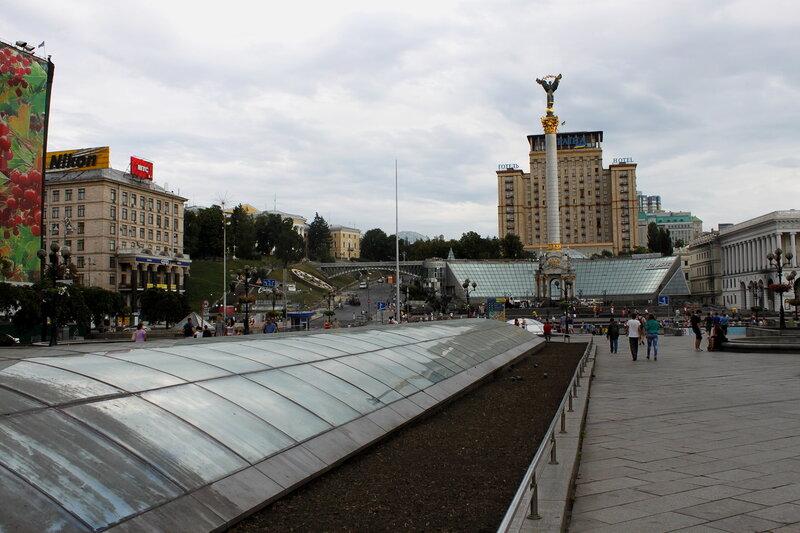 Майдан после Евромайдана