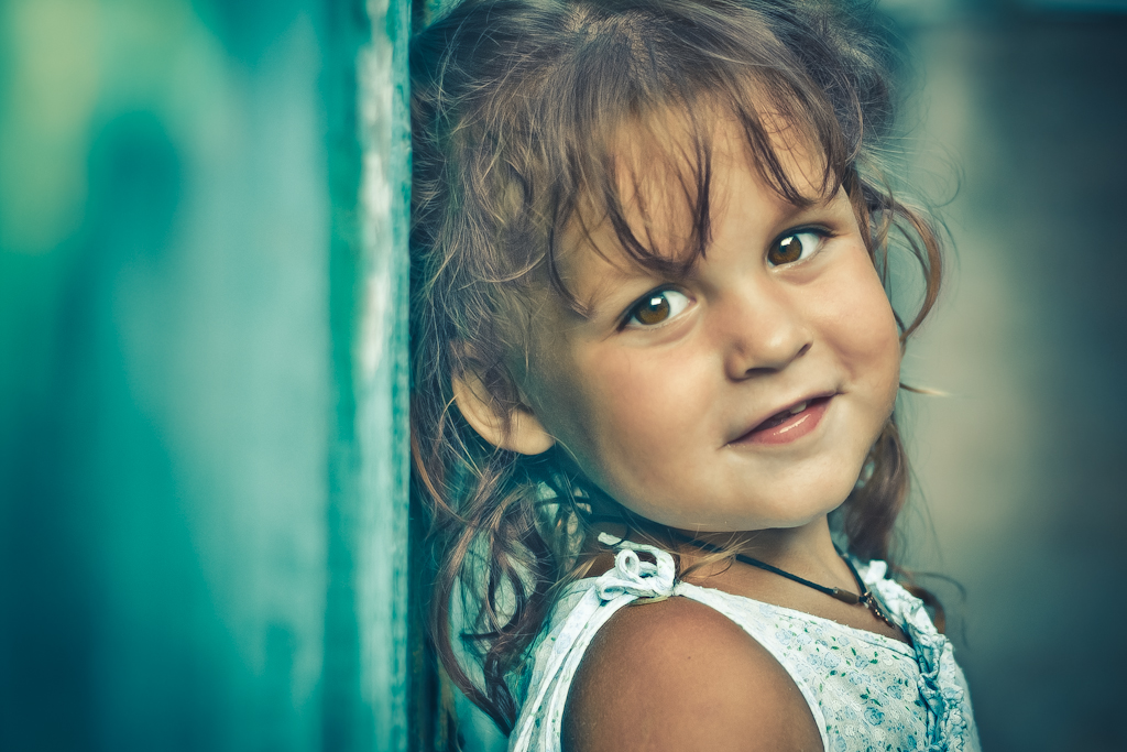 Фото 4. Как фотографировать детей на портретный объектив Никон 50/1,8 с камерой Никон Д3100. Слов нет...