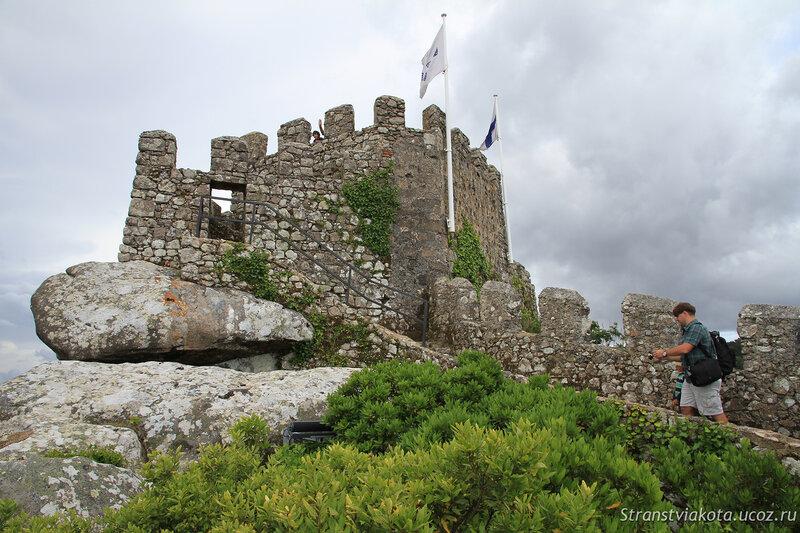 Синтра, мавританский замок