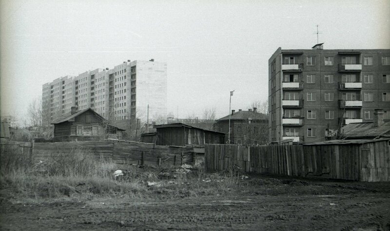 Фотографии Хлобыстовой К.В. 1970-1976 годы