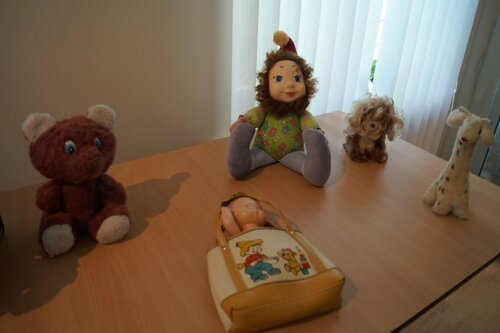 Выставка кукол, город Талица, музей им. Н.И.Кузнецова, 2014